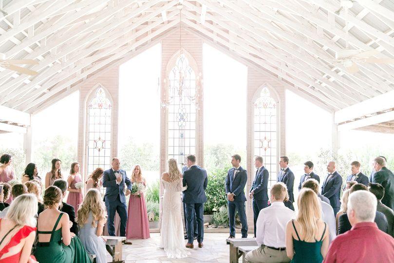 Wedding in Gruene