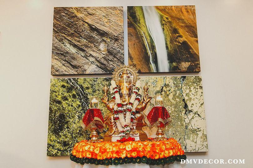 Ganesh Ji Setup