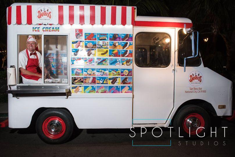 San diego ice cream truck