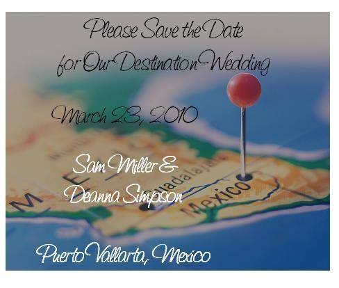 Tmx 1280817177757 DestinationWeddingSavetheDate Lisle wedding invitation
