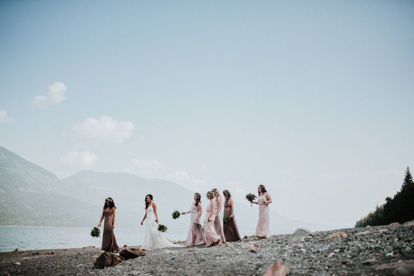Kaslo BC Wedding