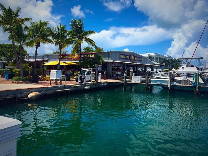 The Conch Republic Seafood Company