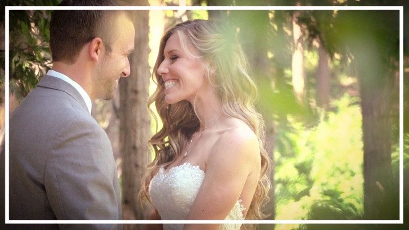 Image pulled from wedding video - Jesse & Jodee