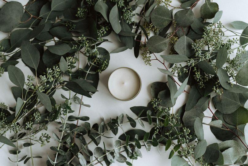 Natural plant-based wax