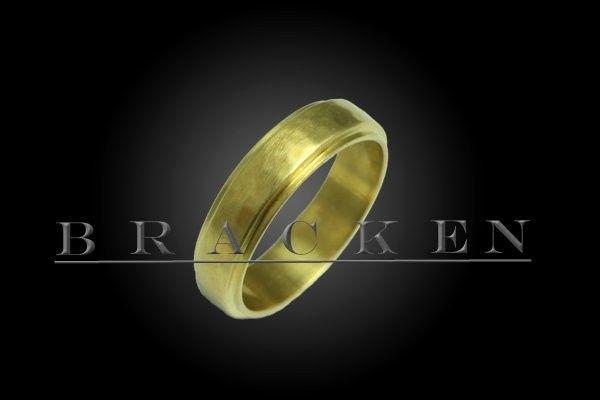 Tmx 1377015237624 Goldweddingring9bracken Venice wedding jewelry