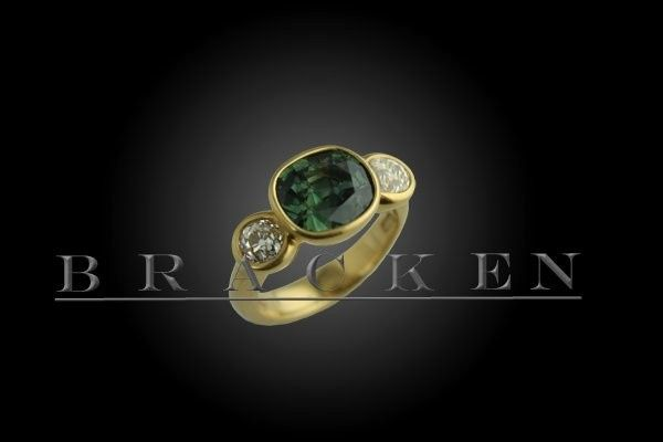 Tmx 1377015266443 Engagementringbracken2 Venice wedding jewelry