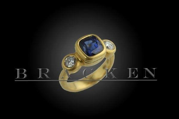 Tmx 1377015269970 Engagementringbracken5 Venice wedding jewelry