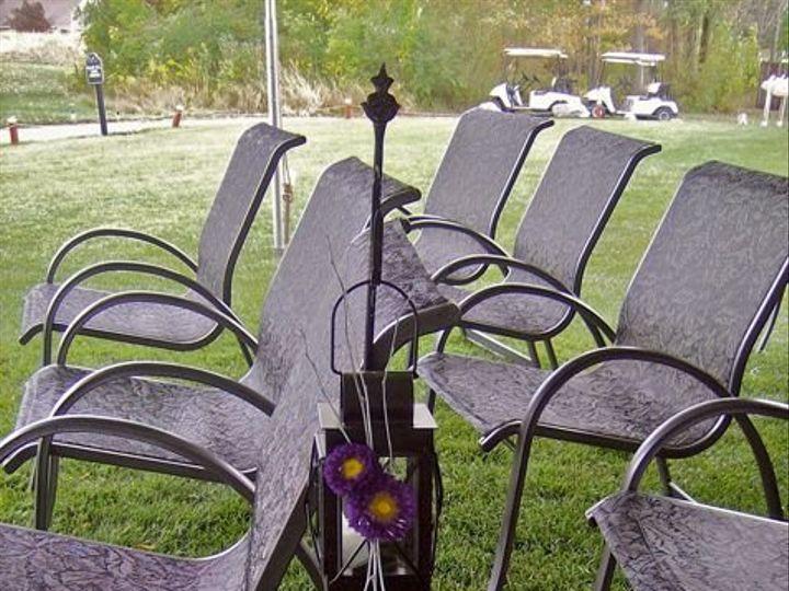 Tmx 1347481246328 Floralaccentsweddingceremonysept82012pewlanterns North Tonawanda wedding florist