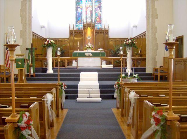Tmx 1347481609769 Floralaccentsweddingceremonyjuly212012fullalterredandwhite North Tonawanda wedding florist