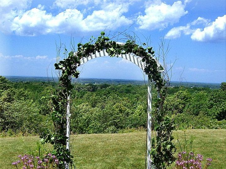 Tmx 1347481637233 Floralaccentsweddingceremonyjune302012arboruppermtn North Tonawanda wedding florist