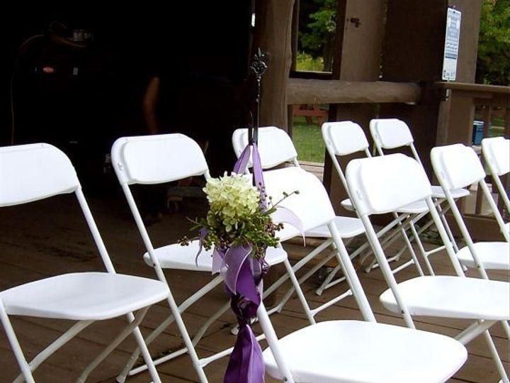 Tmx 1347481665421 Floralaccentsweddingceremonysept72012pewhooks North Tonawanda wedding florist