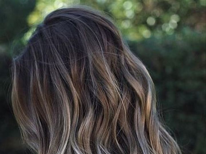 Tmx 1476361474979 Ombre Hair Color Idea Bangor wedding beauty
