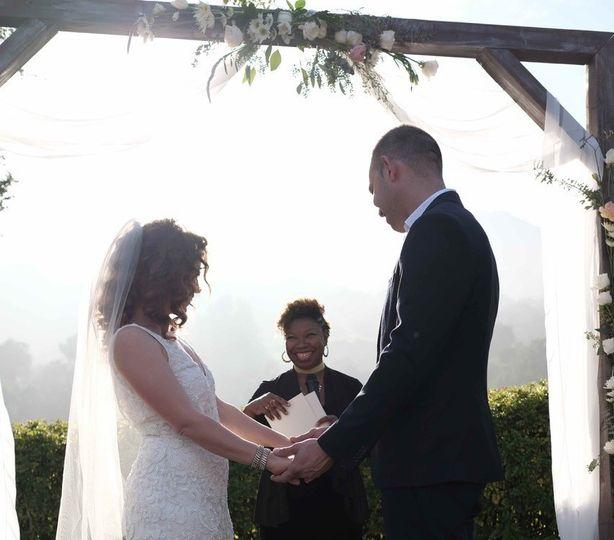 Wedding glow