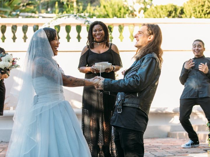 Tmx Angie Alex 4 51 1967551 158827396836280 Los Angeles, CA wedding officiant