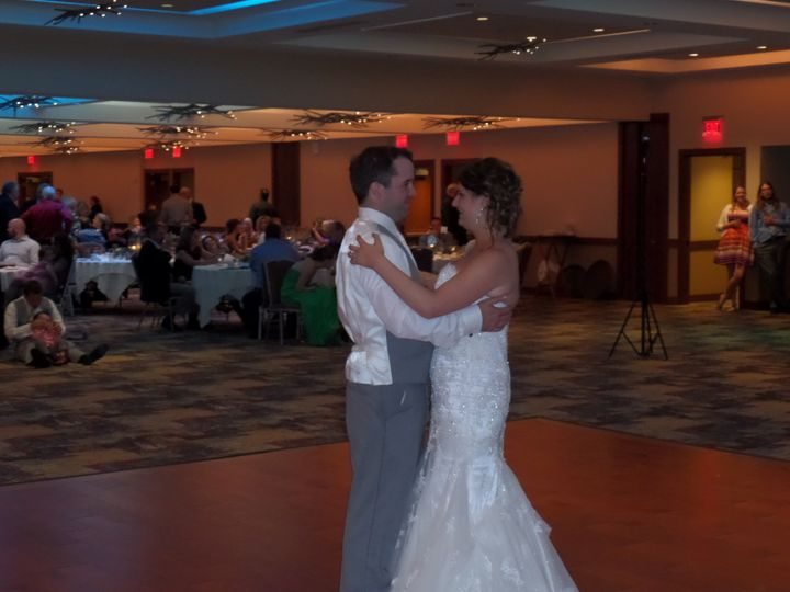 Alex & Lauren's River Club Wedding Reception, Mequon, WI.   A great time was had by all.