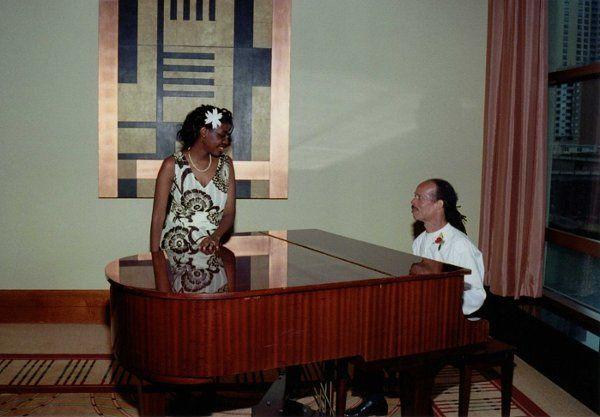 Elizabeth and Gary 4/08
