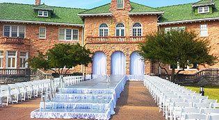 Wedding at Pink Palace