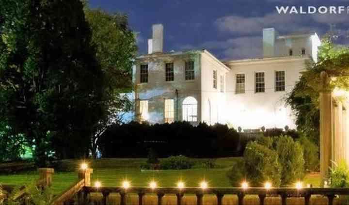Historic Bleak House Mansion