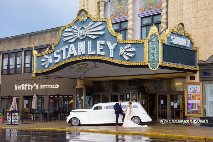 Stanley Theater in Utica, NY
