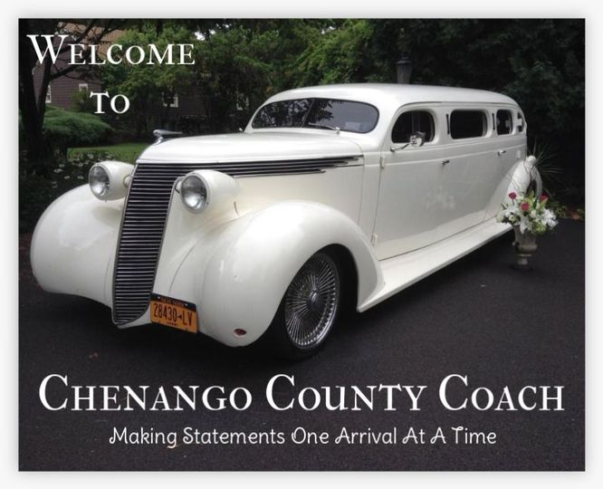 Chenango County Coach