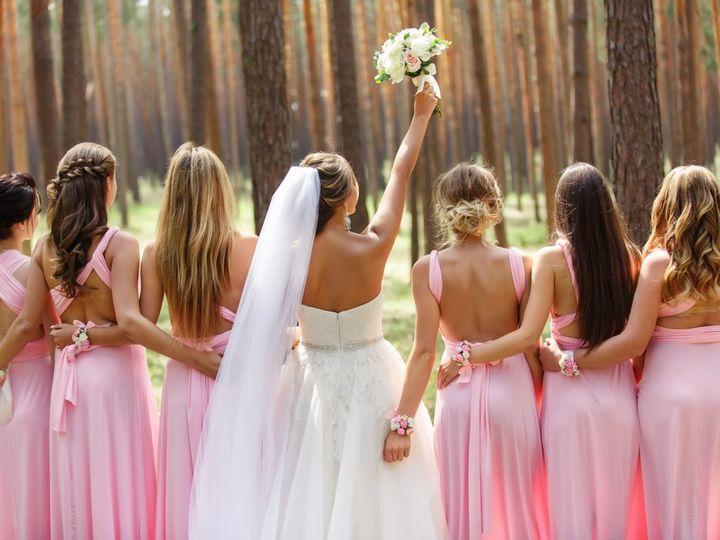 Tmx Bridal Party 51 1029551 Williamsburg, Virginia wedding planner