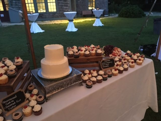 Tmx Cakes And Cupcake Display 51 1020651 New Castle, New Hampshire wedding catering
