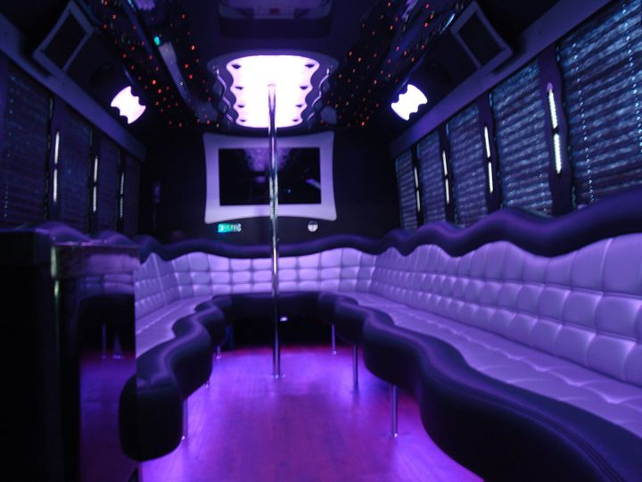 Tmx 1452707296692 Limo Bus 007 Levittown, PA wedding transportation