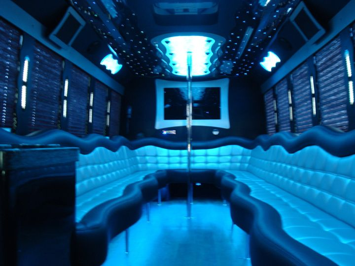 Tmx 1452707314451 Limo Bus 008 Levittown, PA wedding transportation