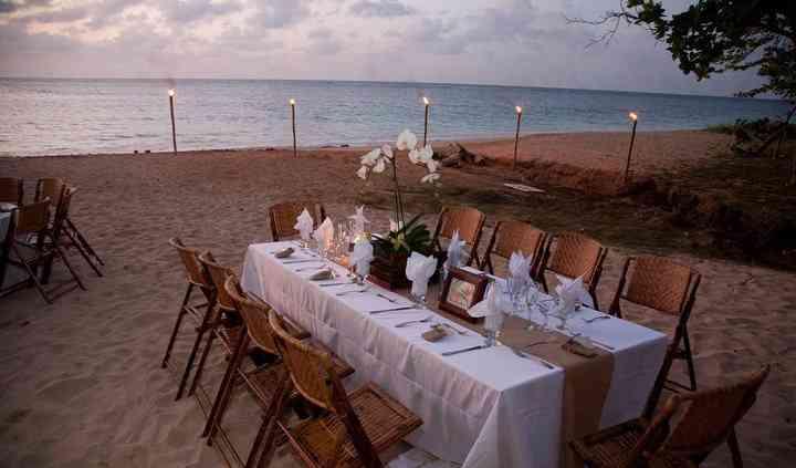Island Bride Jamaica