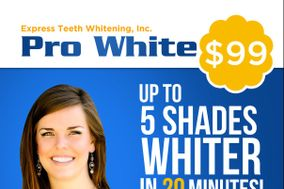 Express Teeth Whitening Inc