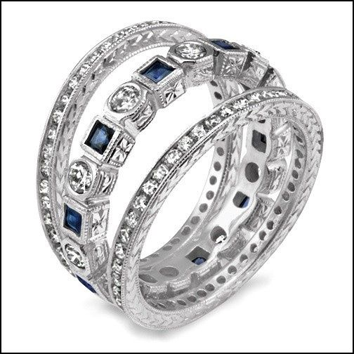 Tmx 1386882068125 Set C293 4 Wblackborde Farmingdale wedding jewelry