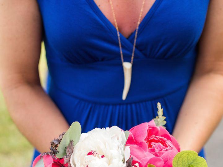 Tmx 1506866236874 Coral Peach And White Bridesmaid Bouquet   From Th Denver, Colorado wedding florist