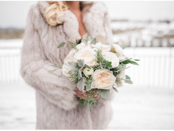 Tmx 1506866259620 Jessis Winter Bridal Bouquet   Fernanda Rite Denver, Colorado wedding florist