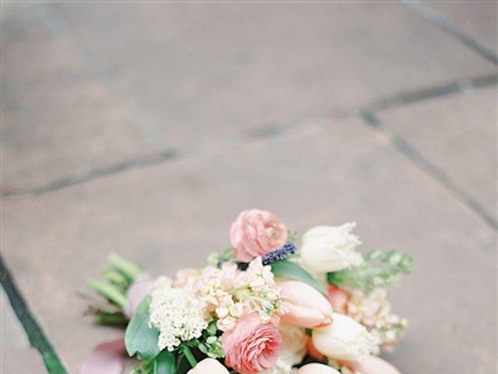 Tmx 1506866287125 Peach And Blush Engagement Bouquet   Alp And Isle  Denver, Colorado wedding florist