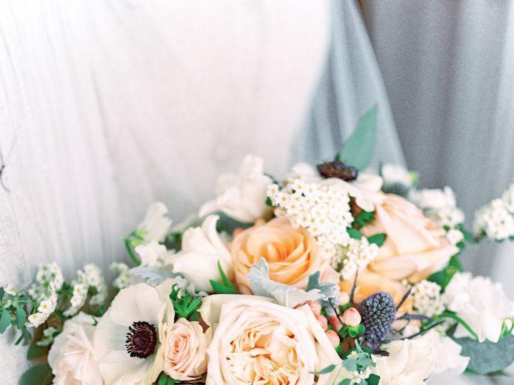 Tmx 1506866293906 Peach Blue And Gray Bridal Bouquet   Callie Hobbs  Denver, Colorado wedding florist