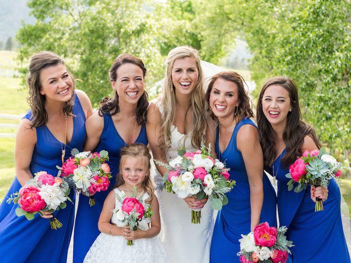Tmx 1506866318631 Tanna And Her Maids   From The Hip Denver, Colorado wedding florist