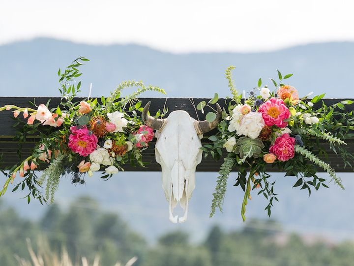 Tmx 1506866419510 Crooked Willow Arch   From The Hip Photo Denver, Colorado wedding florist