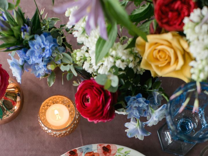 Tmx 1506866619938 Floral Table Setting   Mywedding.com   Megan W Pho Denver, Colorado wedding florist