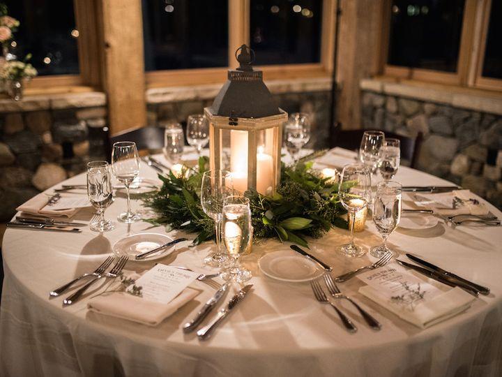 Tmx 1506866668248 Lantern Centerpiece With Greenery Ring   Fernanda  Denver, Colorado wedding florist