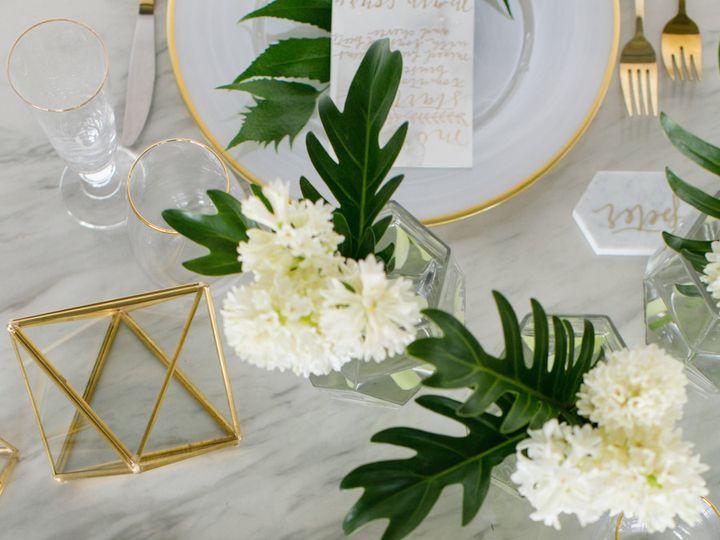 Tmx 1506866711252 Modern Table Setting   Mywedding.com   Megan W Pho Denver, Colorado wedding florist