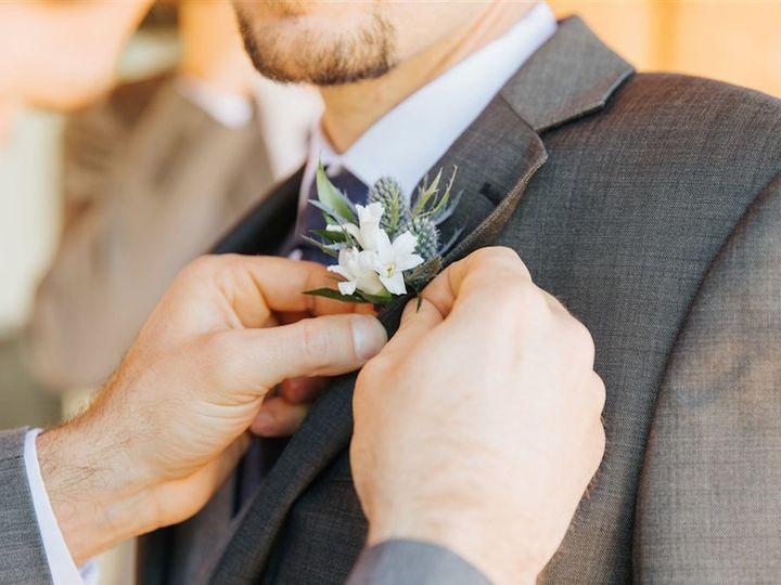 Tmx 1506866938765 Eryngium And Hyacinth Boutonniere   Elevate Photog Denver, Colorado wedding florist