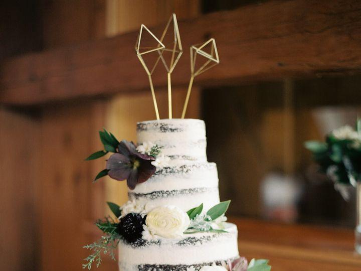 Tmx 1506866955154 Modern Cake   Winsome And Wright Denver, Colorado wedding florist
