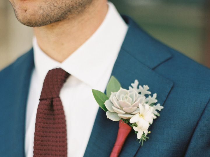 Tmx 1506866963682 Succulent Boutonniere   Winsome And Wright Denver, Colorado wedding florist