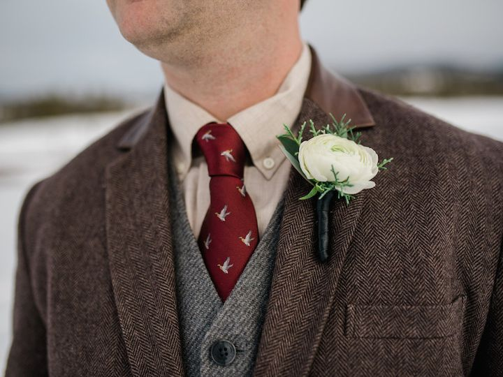 Tmx 1506866990902 Winter Boutonniere   Fernanda Rite Denver, Colorado wedding florist