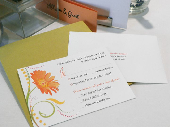 All of our invitation cards and envelopes are printed on premium Neenah Classic Crest stock, in...