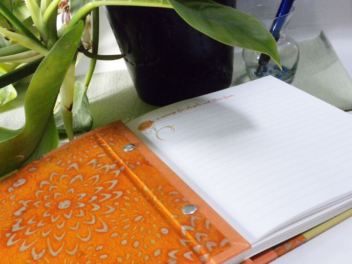 Each page of this guest book offers space for one guest to write a note or well wish to the bride...