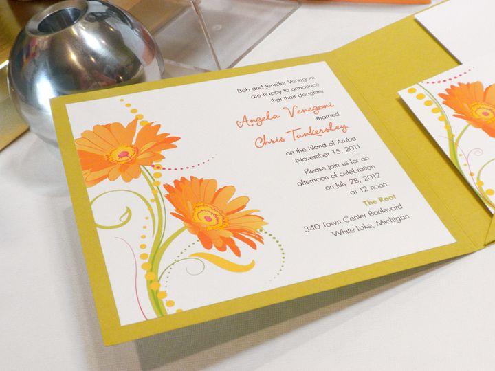 Tmx 1393297738498 Dscn422 Cranston, RI wedding invitation