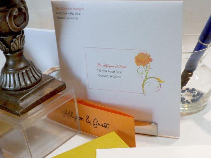 Tmx 1393297744864 Dscn423 Cranston, RI wedding invitation