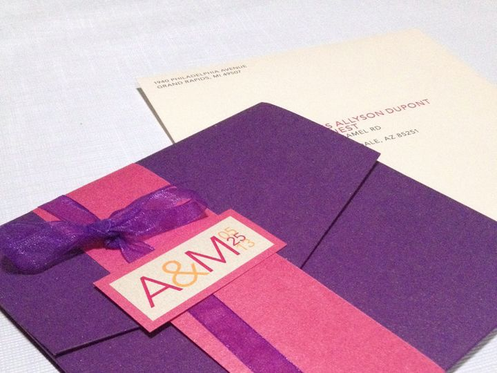 Tmx 1393334760635 Photo Oct 10 11 07 03 A Cranston, RI wedding invitation