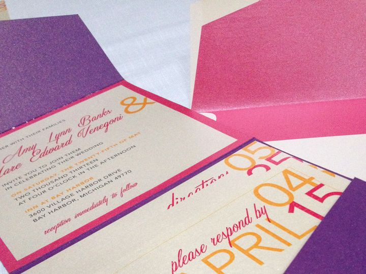 Tmx 1393334764755 Photo Oct 10 11 08 54 A Cranston, RI wedding invitation